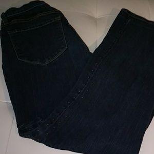 NYDJ Boot Cut Riveted Leg Jeans